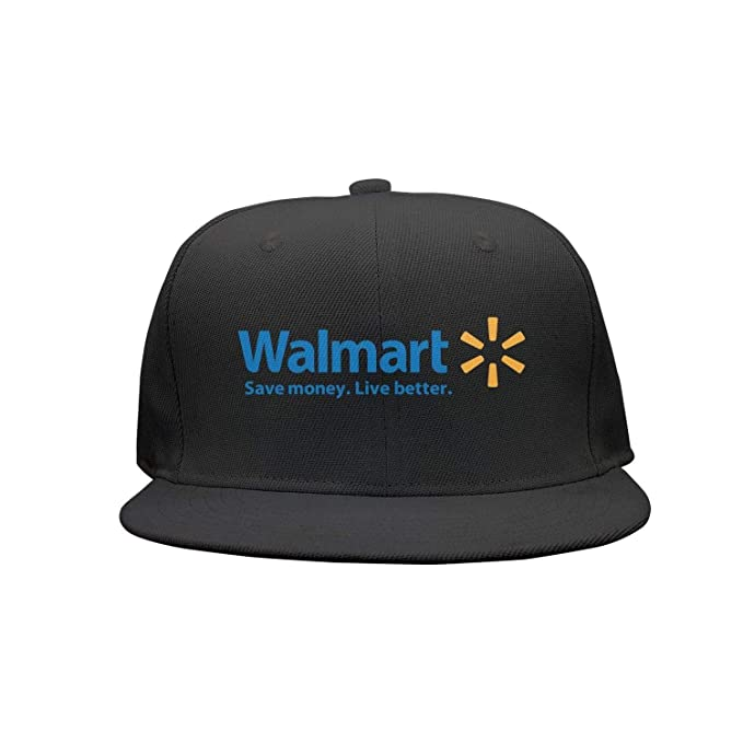 214b7dad0 UONDLWHER Adjustable Unisex Walmart-Supermarket-Logo- Cap Fitted Sun ...