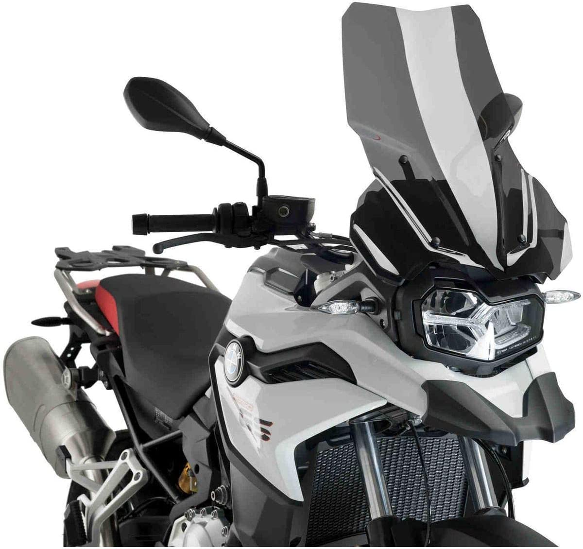 Puig Touring Windscreen Smoke for 18-20 BMW F750GS