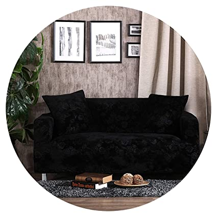 Outstanding Amazon Com Velvet Fabric Emboss Embroidery Sofa Cover Gmtry Best Dining Table And Chair Ideas Images Gmtryco