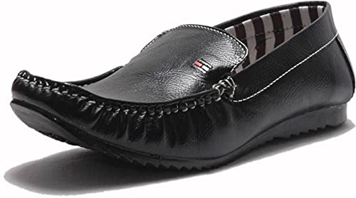 dfe8c0213dc OORA Stylish Black Color Loafer Shoes for Men  Buy Online at Low Prices in  India - Amazon.in