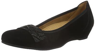 Gabor Shoes Comfort Fashion, Escarpins Femme, (26 Pazifik), 36 EU