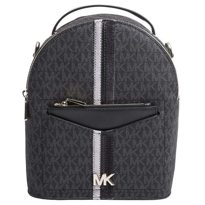 508b77d886bf Michael Kors Jessa Mujer Backpack Negro  Amazon.es  Ropa y accesorios