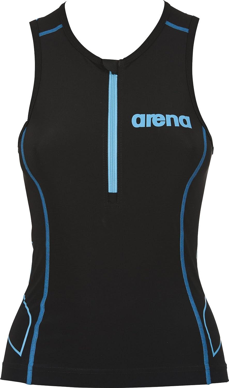 ARENA Triathlon Oberteil Powerskin ST Ba/ñador Mujer