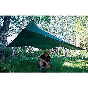 Crazy Creek B.A. Tarp (Forest Green)  sc 1 st  Amazon.com & Amazon.com : Crazy Creek B.A. Tarp (Forest Green) : Tent Tarps ...