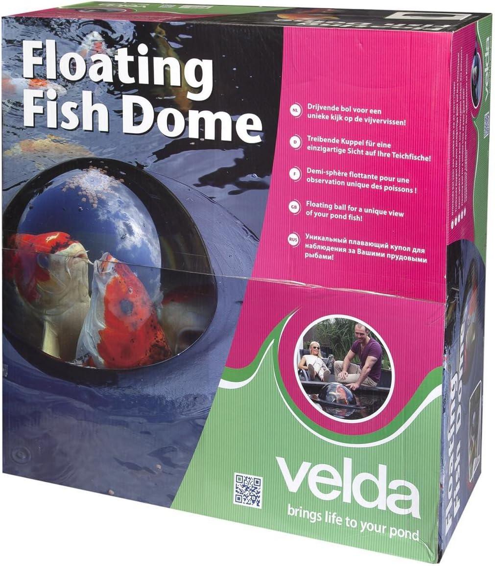 Velda Floating FISH Dome L galleggianti A SFERA STAGNO pesci osservare osservazione