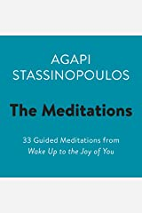 The Meditations: 33 Guided Meditations from Wake Up to the Joy of You Audible Audiobook
