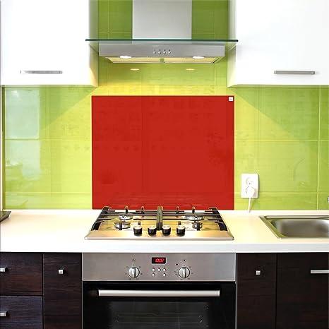 Pannello Cucina Paraschizzi.Glas Expert Paraschizzi In Vetro Per Cucina 75 X 60 Cm