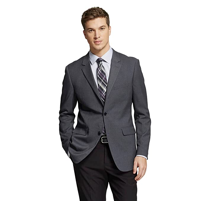 Mossimo Mens Slim Fit Suit Jacket Blazer