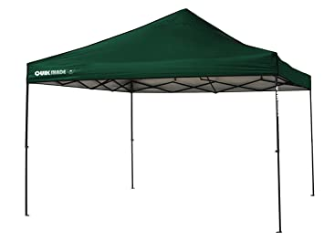Quik Shade Weekender Elite WE144 12u0027x12u0027 Instant Canopy - Oregon Green  sc 1 st  Amazon.com & Amazon.com: Quik Shade Weekender Elite WE144 12u0027x12u0027 Instant ...