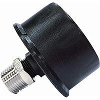 """Cevik CA-875/5 luchtfilter van kunststof, geschikt voor 3/8"""" en 1/2"""" compressor Monoblock"""