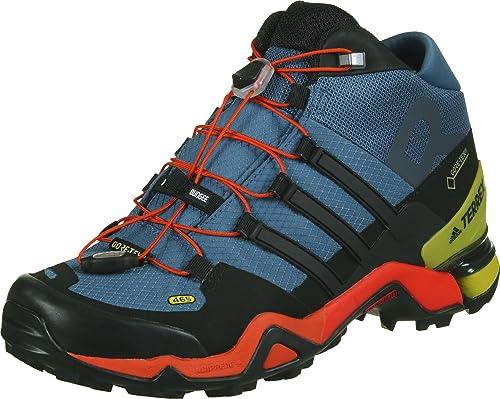 mercenario Pío Reductor  adidas Men's Terrex Fast R Mid GTX High Rise Hiking Boots: Amazon.co.uk:  Shoes & Bags