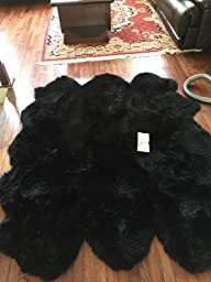 how to make a matted sheepskin rug fluffy again