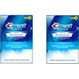 Crest 3D White Gentle Routine Dental Whitening Kit bXcUes, 2Pack (14 Treatments)