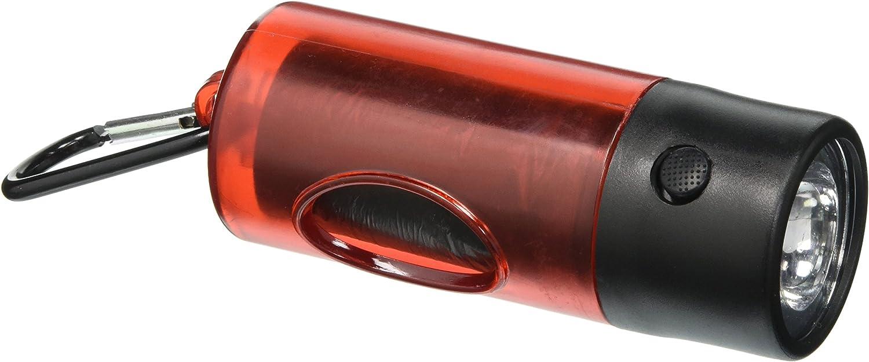 Kole Imports Pet Waste Bag Dispenser LED Flashlight