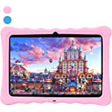 """Kids Tablet PC, Veidoo 10.1"""" Android WiFi Tablet with Silicone Case, 1920 x 1200 FHD 1080P IPS Screen, 2GB Ram, 16GB ROM…"""
