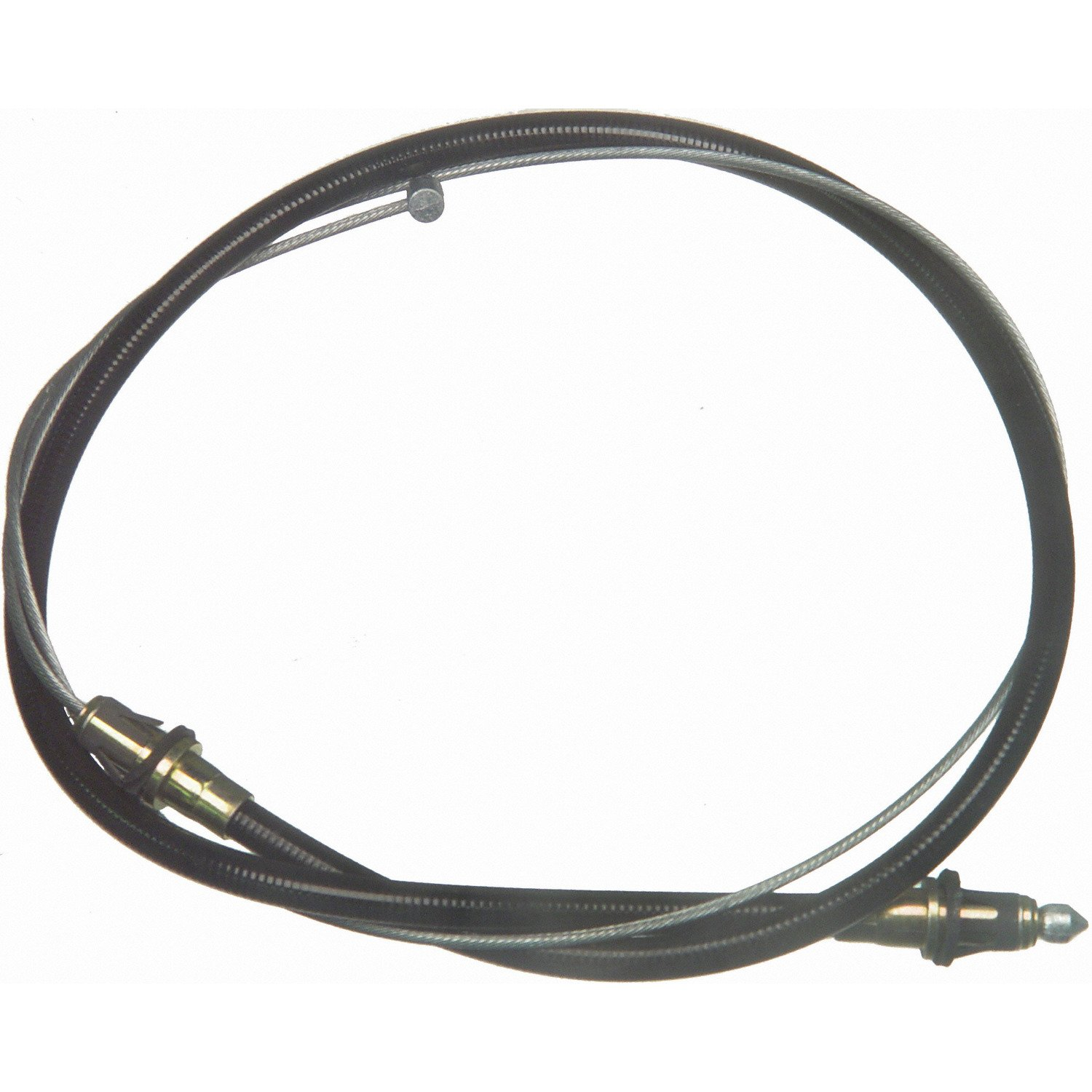Front Wagner BC132373 Premium Brake Cable