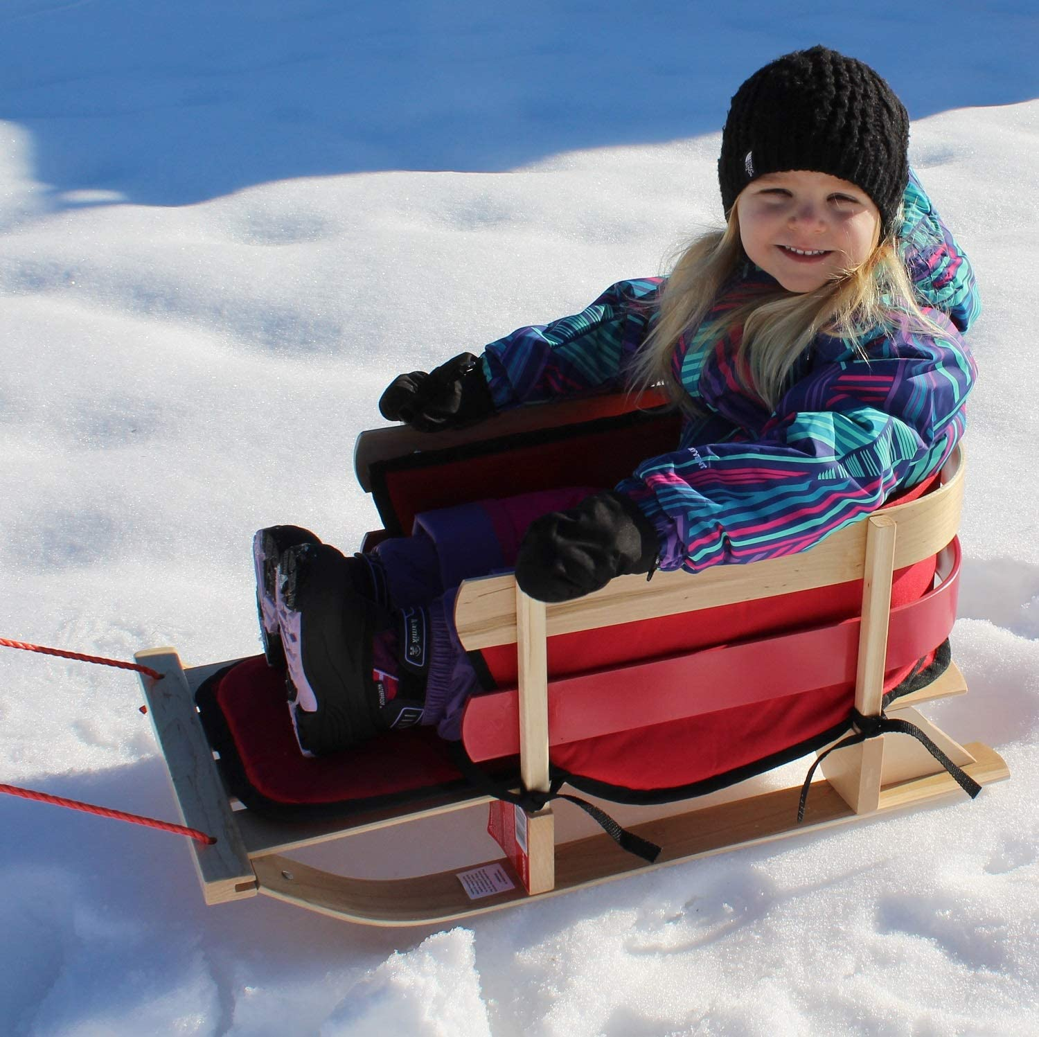 Top 11 Best Sleds For Toddlers For Winter Vacation 2020 6