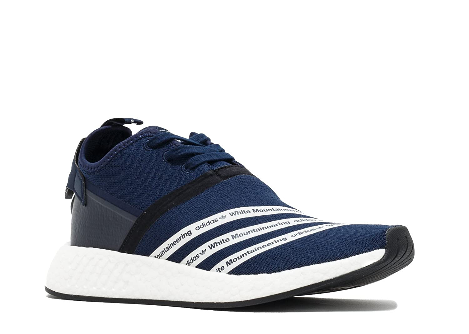 buy online d44a9 c9991 Amazon.com | Adidas Mens WM NMD R2 PK White Mountaineering ...