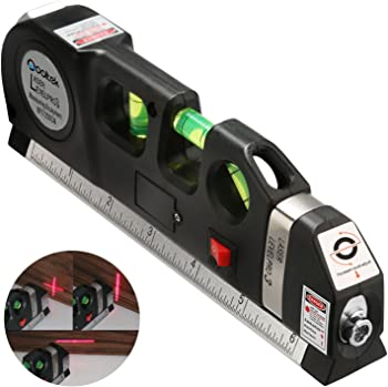 Qooltek Multipurpose Measure Tape Ruler