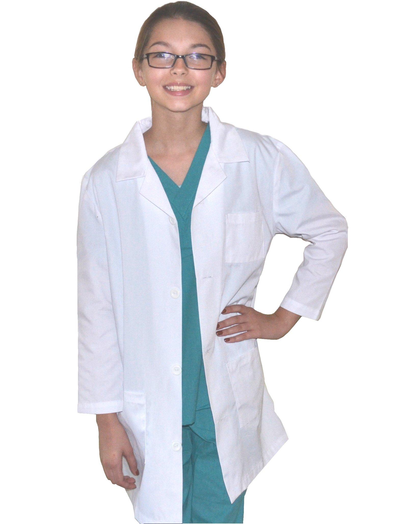 My Little Doc Kids Lab Coat by (7)
