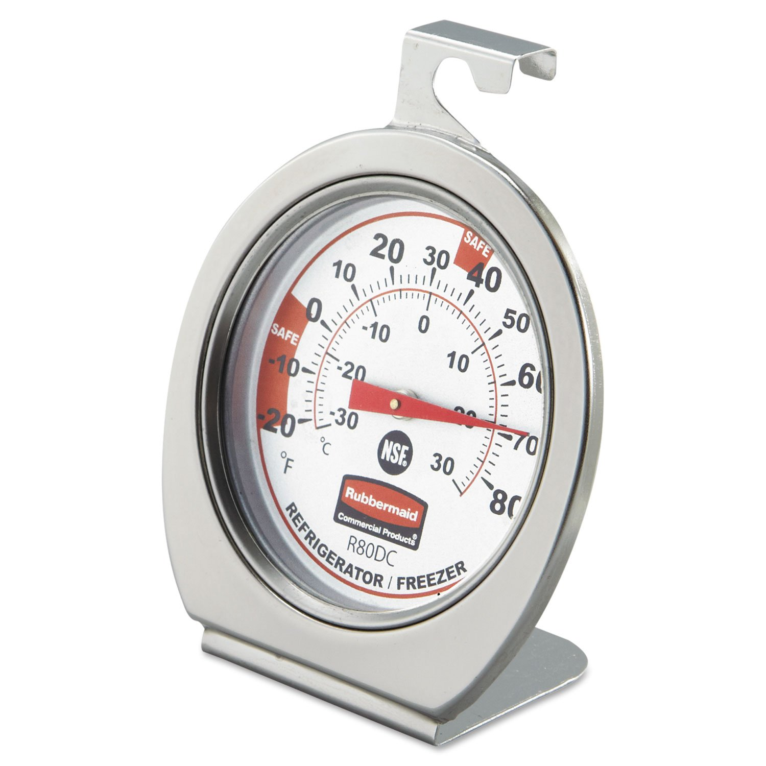 Refrigerator/freezer Monitoring Thermometer, -20f To 80f Tools Equipment Hand Tools