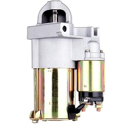 Amazon Starter For Pontiac Bonneville 98 99 00 01 02 03 04 05 38L V6 Compatible With SDR0046 Automotive