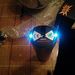 Amazon.es:Opiniones de clientes: GHB Mini Compresor de Aire Inflador Eléctrico Bomba Eléctrica Portátil 150 PSI Recargable con Pantalla LCD [Color Plateado]