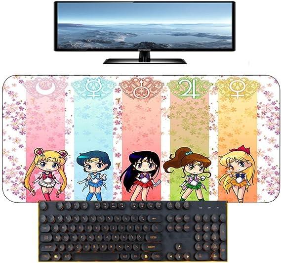 Alfombrillas De Ratón,Sailor Moon Anime Multifunción Juego ...