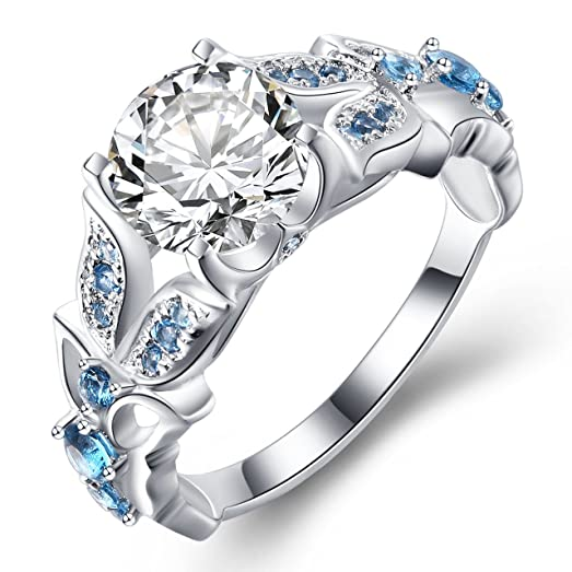 2cb652864b803a Vintage Cz Engagement Rings - Best Ring 2017