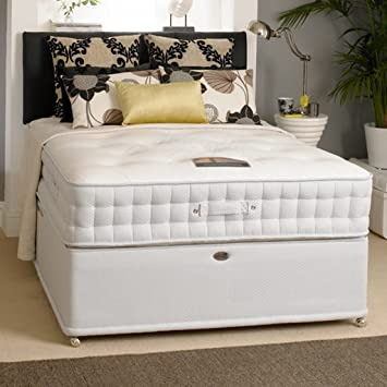 Deluxe Beds Ultra Luxueux 1 5 M 3500 King Size Avec Sommier A
