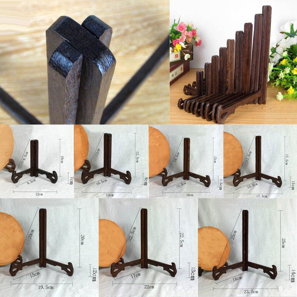 Arts Prix Livre De Cuisine B Blesiya Pr/ésentoir En Bois D/écoratif Chevalet Plaque Support De Photo Table Support De Bureau De Table Chevalet Pour Photo 4 pouces