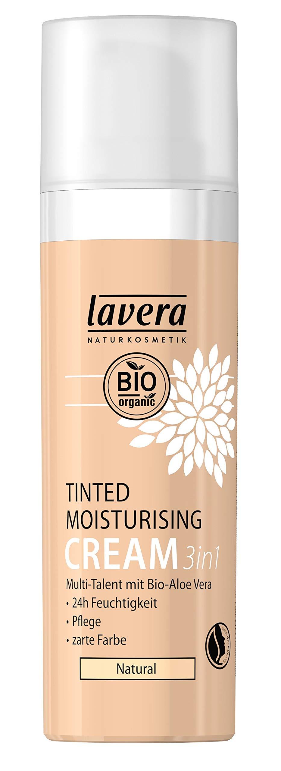 Lavera Tinted Moisturising Cream 3in1, Natural, 1 Ounce