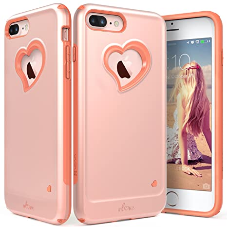 apple coque iphone 7 plus rose