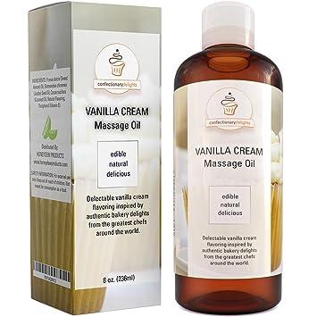 creamy massage oil Erotica