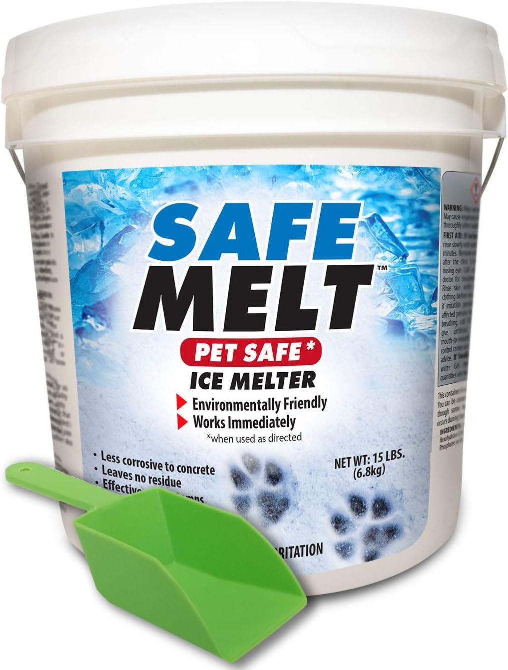 哈里斯安全融化宠物友好的冰雪融化器