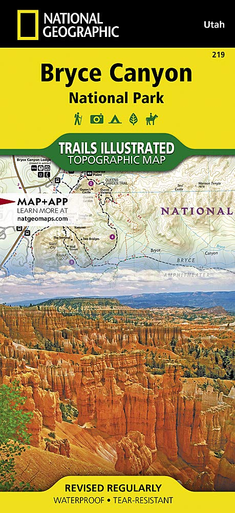 Bryce Canyon National Park (National Geographic Trails ...
