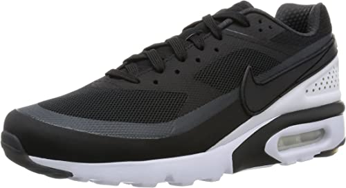 Nike Men's Air Max BW Ultra, BlackBlack Anthracite, 6 M US
