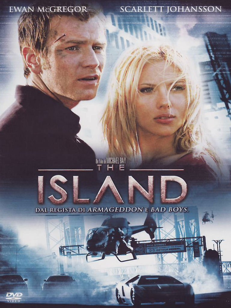 The Island by Amazon
