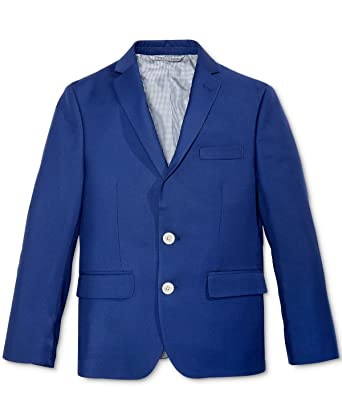 Amazon.com: Ralph Lauren Polo niños sólido traje chamarra ...