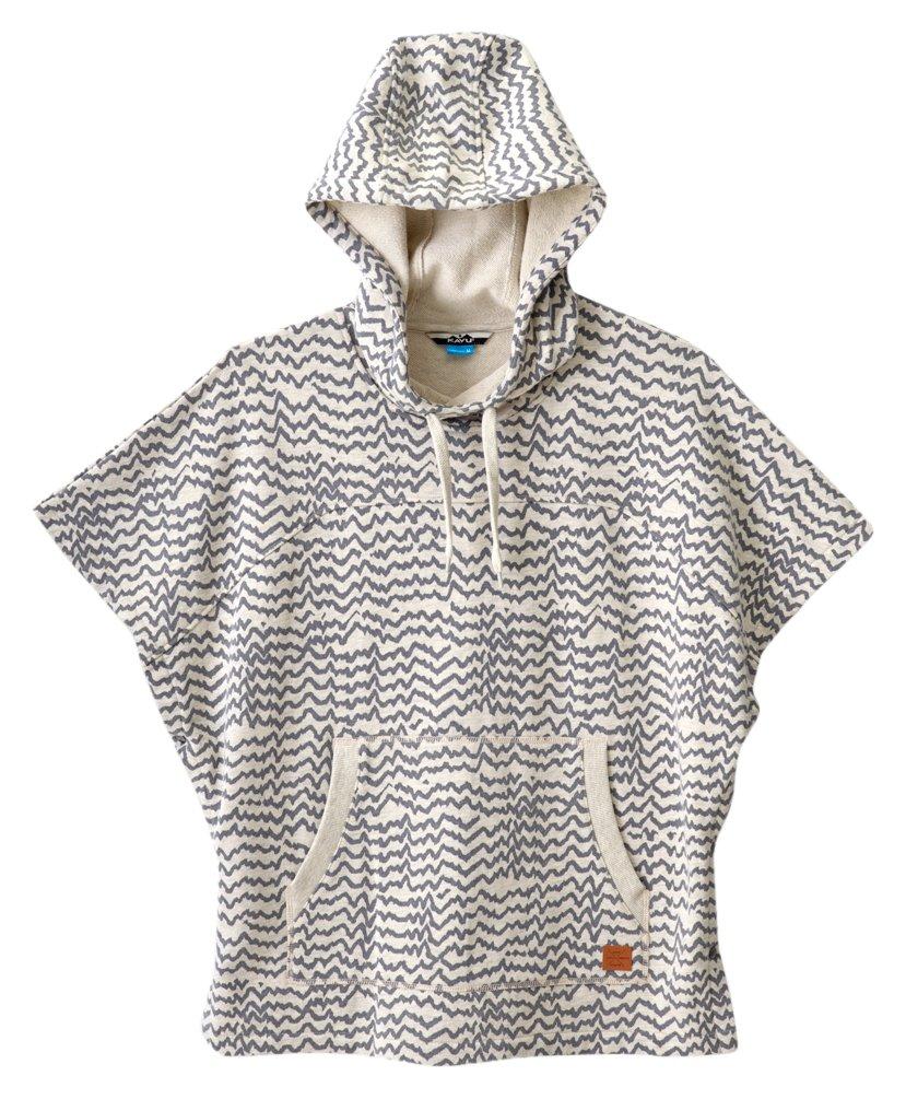 KAVU Women's Montauk Jacket, Natural Beats, Small by KAVU
