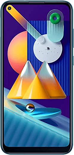هاتف سامسونج جالكسي ام 11 ثنائي شرائح الاتصال - 3 جيجا رام، تقنية الجيل الرابع ال تي اي 32GB SM-M115FMBDKSA