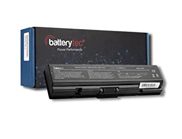 Batterytec ® batería del ordenador portátil del reemplazo para Toshiba Satellite Pro A200 A210 A300 L300 PA3534U-1BRS PA3533U-1BRS: Amazon.es: Electrónica