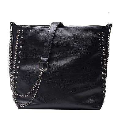 Posional Mujer OtoñO Simple Crossbody Bag Casual Paquete De ...
