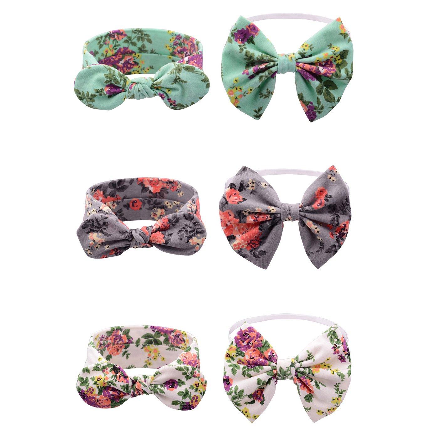 Vellette Bandeaux Uniques Cadeaux pour filles Headbands et serre-têtes Accessoires Fille noeud turban Cadeau Noel