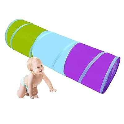 ACTNOW Tunel Plegable para niños, Uso Interior y Exterior: Hogar