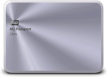 My Passport Ultra Hard Drive Metal Edition 2 Tb Premium Computers Accessories