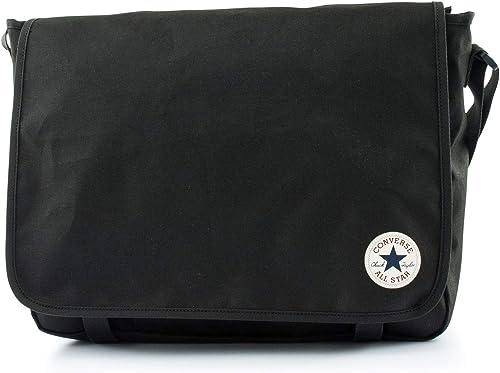 Converse Messenger Black: : Schuhe & Handtaschen