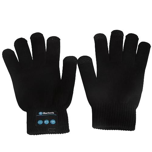 Sidiou Group recente guanti di moda inverno Bluetooth guanti caldi senza fili Bluetooth Guanti music...