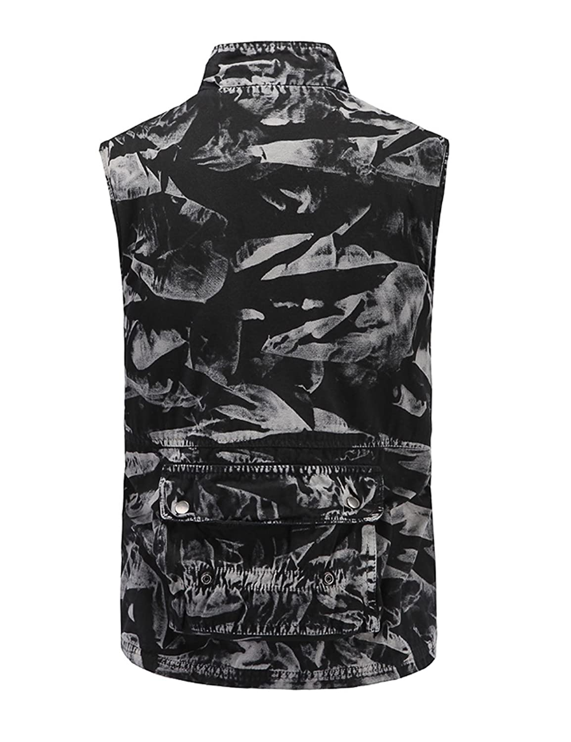Letuwj Men`s Sleeveless Tanks Fishing Vest