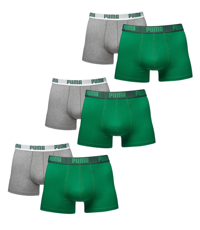 Puma Boxershorts Herren. 6er Pack Retroshorts neue Kollektion 2015/2016 521015001